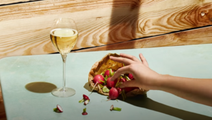 2020-07-12 champagne radish gastronomy
