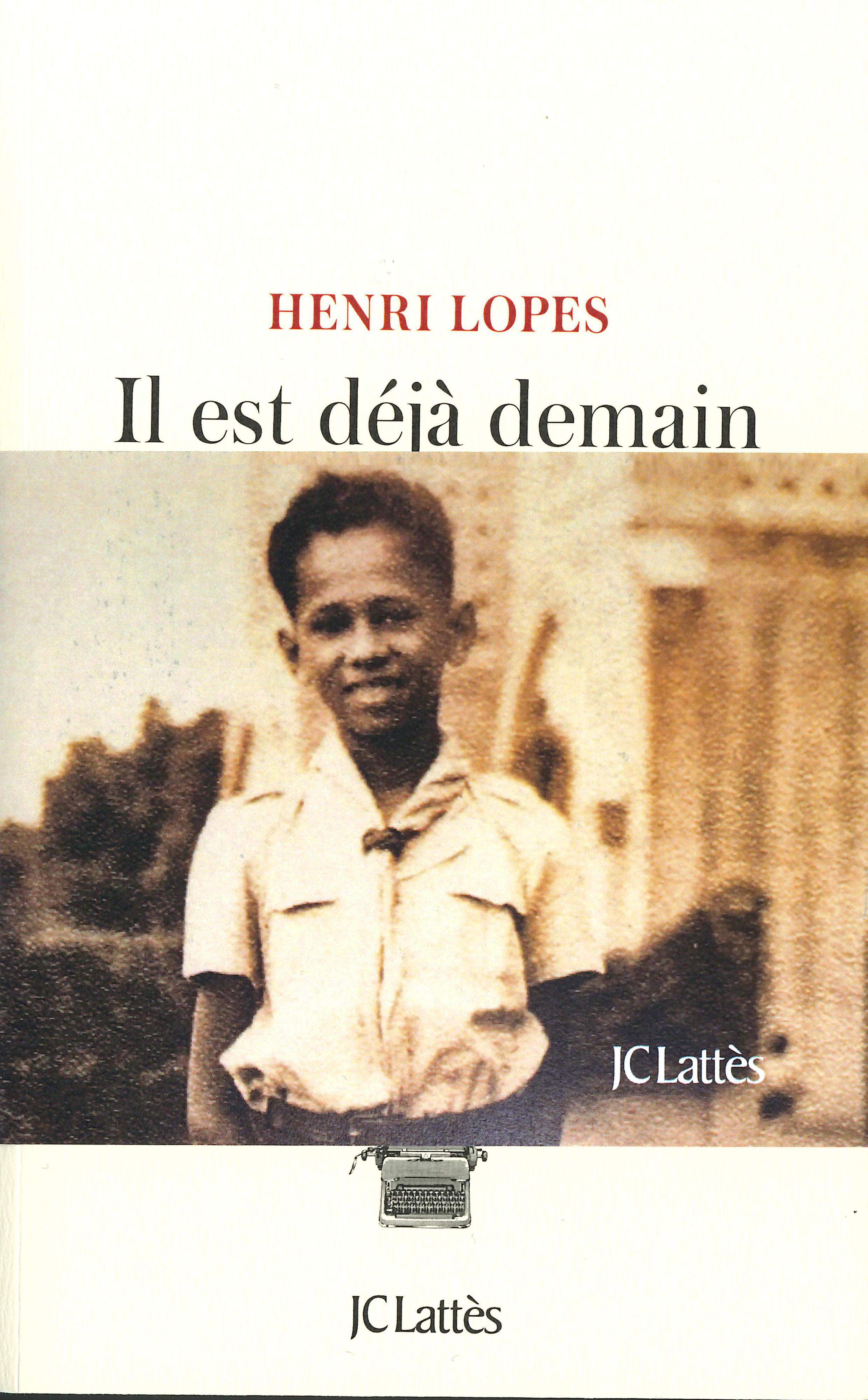 Henri Lopes, écrivain originaire du Congo-Brazzaville