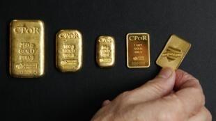 Le prix de l'or a quintuplé en une décennie.