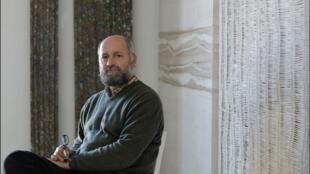 Frei Sidival Fila expõe na galeria Jérôme Poggi, Paris
