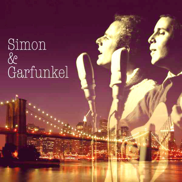 Ban song ca Paul Simon và Art Garfunkel (DR)