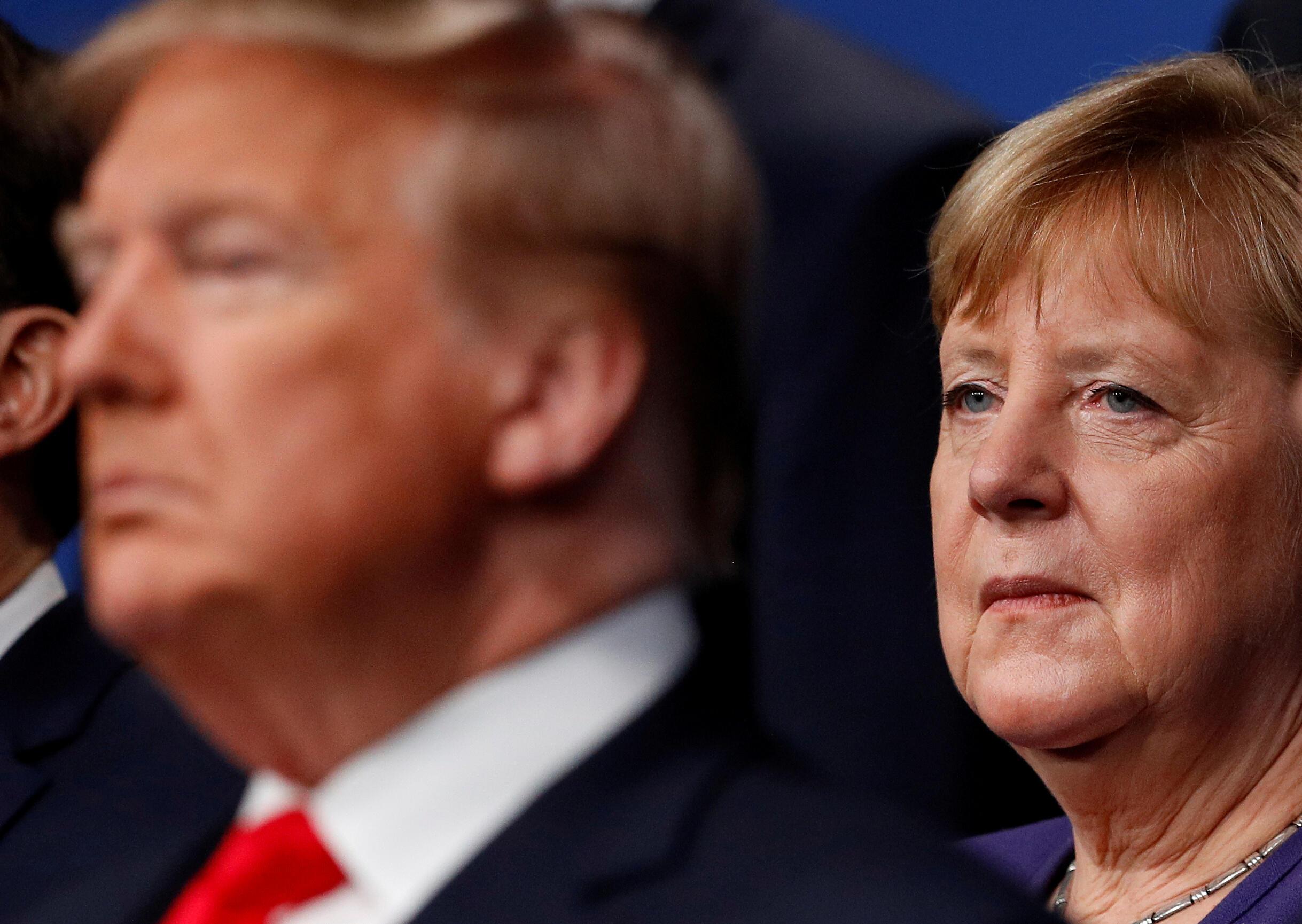 Angela Merkel refuse de se rendre en personne au sommet du G7 organisé par Trump aux Etats-Unis en juin.