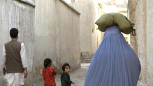 Scène de rue à Kaboul, en Afghanistan. (Photo d'illustration).