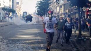 Istanbul, le 16 juin 2013.