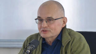 Serge Gruzinski, lors de sa conférence inaugurale des Jeudis de l'IHEAL, le 21 janvier 2016.
