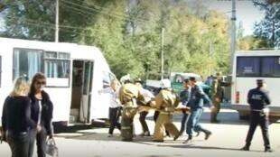 В керченском колледже произошел теракт, по меньшей мере 10 человек погибли