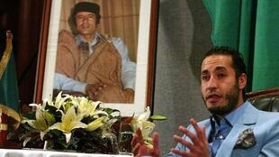 Niger says Saadi Kadhafi is in Niger