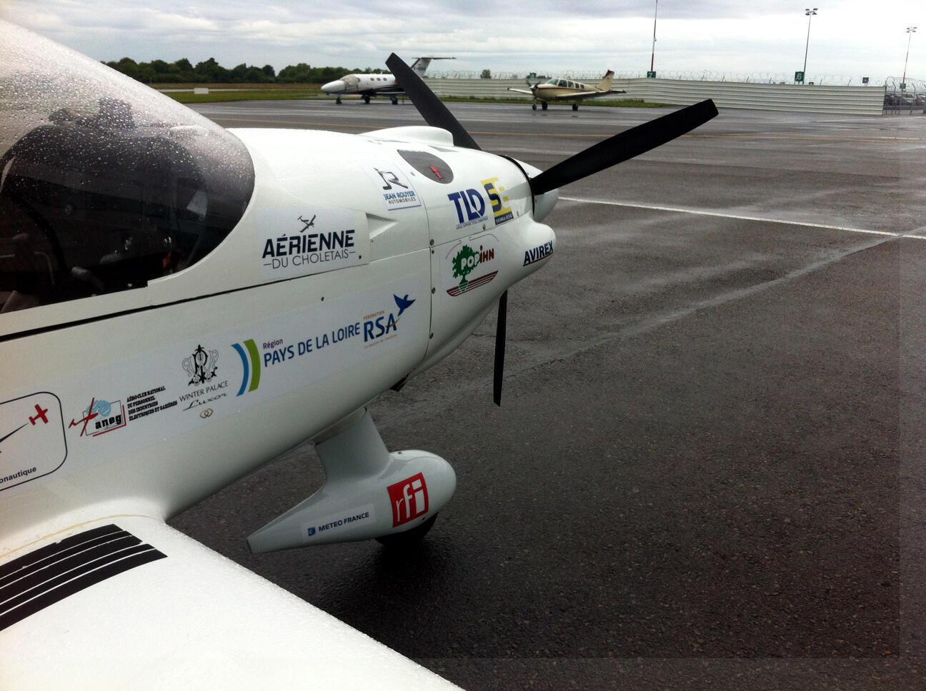 Если вы увидели на Камчатке этот самолет, значит к вам прибыл экипаж кругосветки «Жюль Верн»