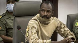 PHOTO Assimi Goïta - 22 août 2020 - Bamako, Mali