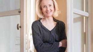 Portrait de l'écrivaine Dominique Bonna qui publie «Mes vies secrètes» chez Gallimard.