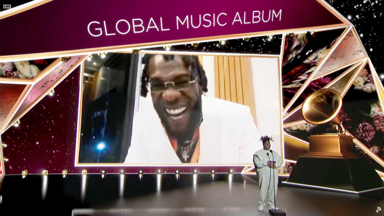 La star nigériane Burna Boy s'est quant à lui imposé aux Grammy Awwards dans la catégorie de l'album de «musique du monde».