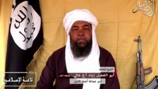 Abou Fadl (son nom de guerre), émir d'Ansar Dine.