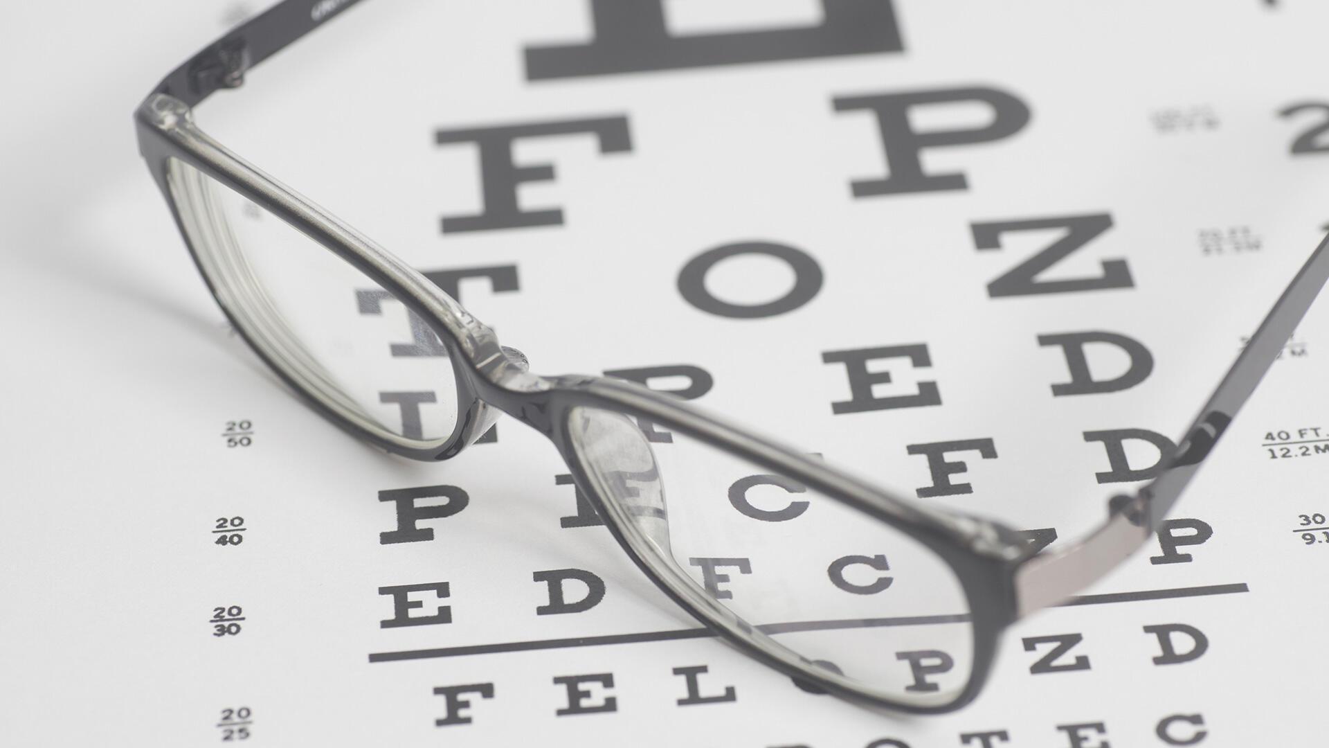 Quelles sont les différentes pathologies qui touchent la vue ?