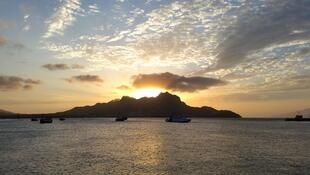 Ilha de São Vicente, Cabo Verde.