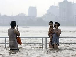 Mvua zasababisha mafuriko nchini China