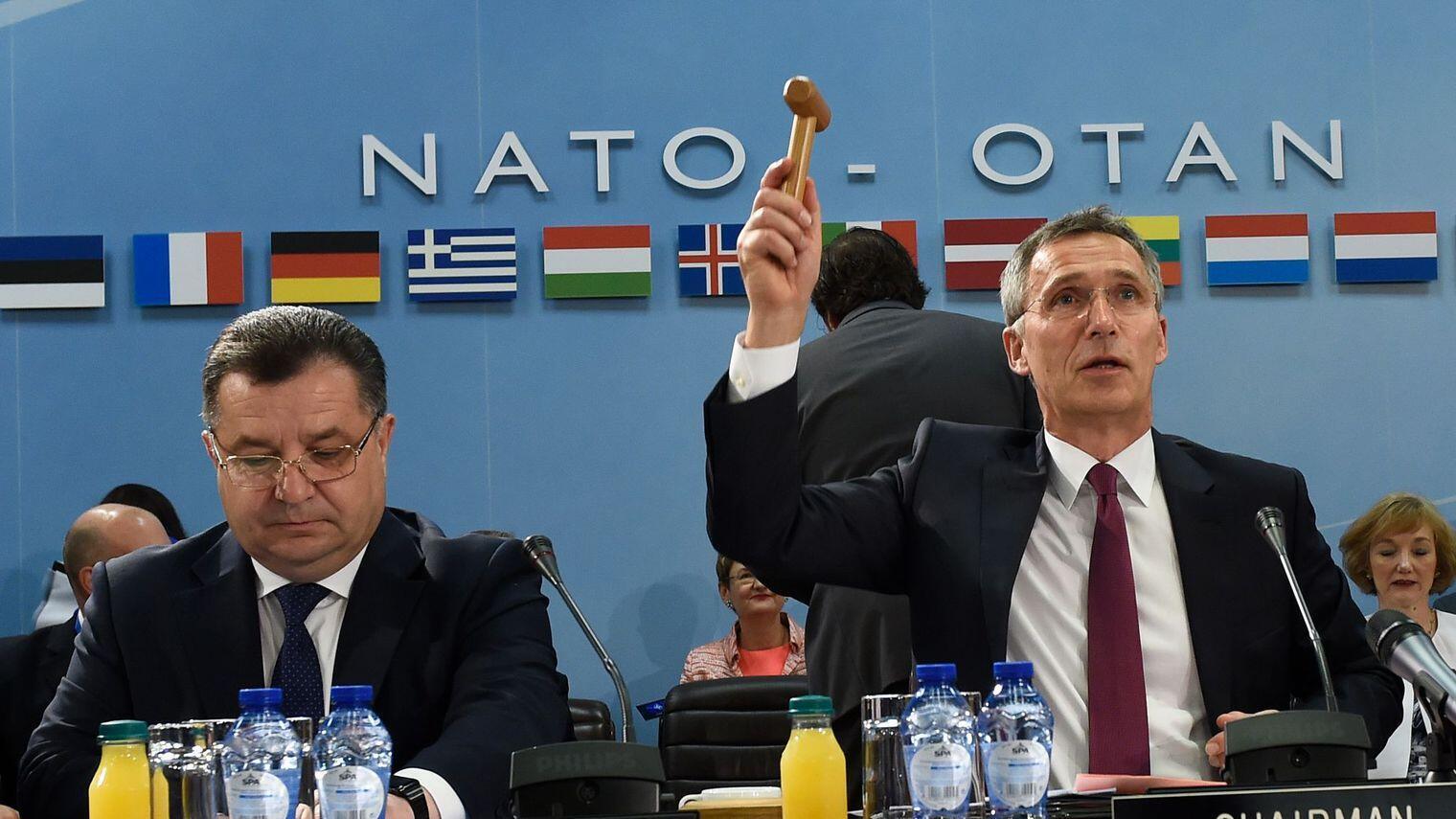 Ukraine, Russie, Otan