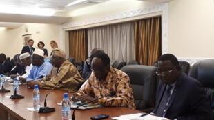 Le Premier ministre, Soumeylou Boubèye Maïga, recevait ce samedi matin à la Primature plusieurs candidats de l'opposition.