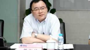 上海自貿區前副主任戴海波