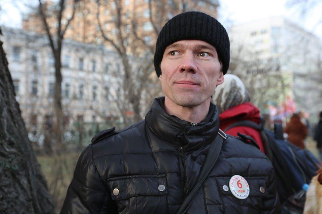 Активист Ильдар Дадин
