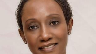 La Sénégalaise N'Goné Fall, commissaire générale de la Saison Afrique 2020.