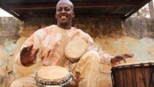 Cheikné CISSOKO initiateur du festival « la nuit du Tama »