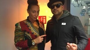 Juliette Fievet et Sean Paul