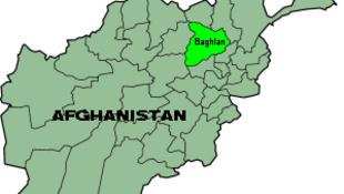 Mkoa wa Baghlan, Afghanistan.