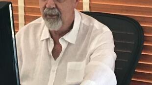 O cientista poítico pernambucano Jorge Zaverucha.
