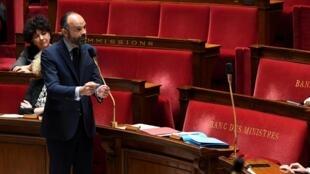 15 giờ chiều ngày 28/04/2020 thủ tướng Edouard Philippe trình bày kế hoạch dỡ bỏ phong tỏa tại Pháp.