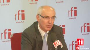 Thierry Repentin, ministre délégué aux Affaires européennes.