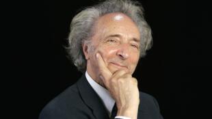 Theodore Zeldin, historien et écrivain britannique, le 21 octobre 2006, à Paris.