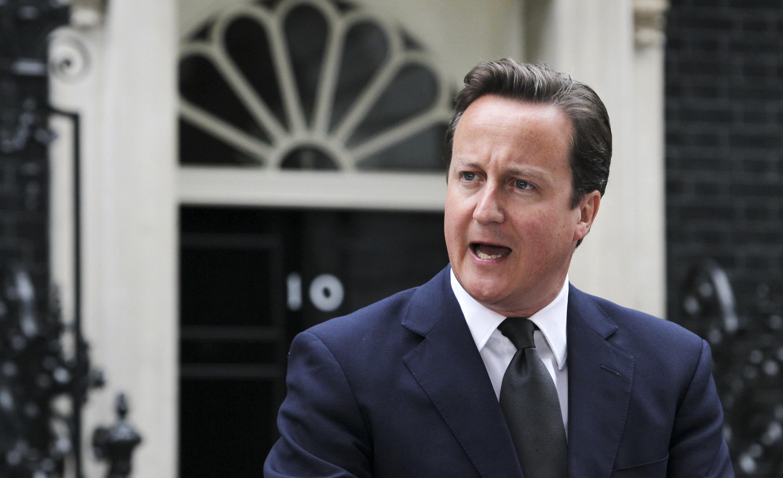 Prime Ministan Birtaniya David Cameron