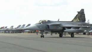 Base aérienne de Cambrai.
