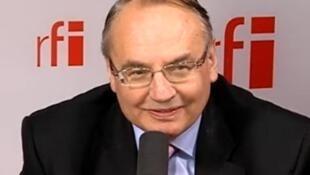 Jean Louis Bourlanges, ancien député européen centriste et professeur associé sur les questions européennes à l'Institut d'études politiques de Paris.