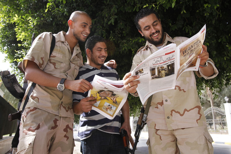 Ливия, Триполи, 1 сентября 2011