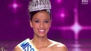 Мисс-Франция-2014 Флора Кокерель.