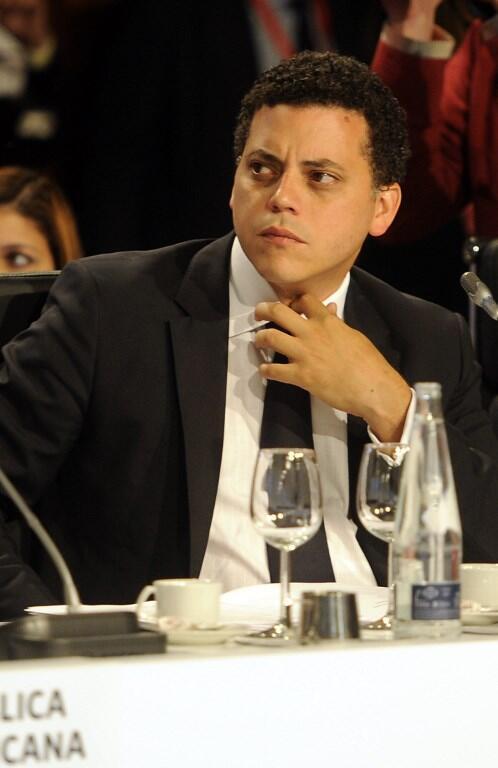 Temir Porras en novembre 2012.