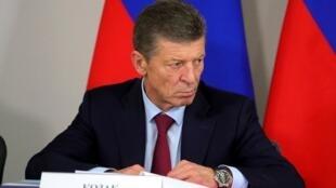 Дмитрий Козак — автор известного меморандума приднестровского урегулирования, который был предложен в ноябре 2003 года Владимиром Путиным
