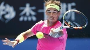 Rafael Nadal estreia no Australian Open.