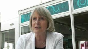 Claudine Lepage, sénatrice PS.
