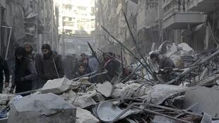 Alepo, una de las ciudades más devastadas tras 5 años de conflicto