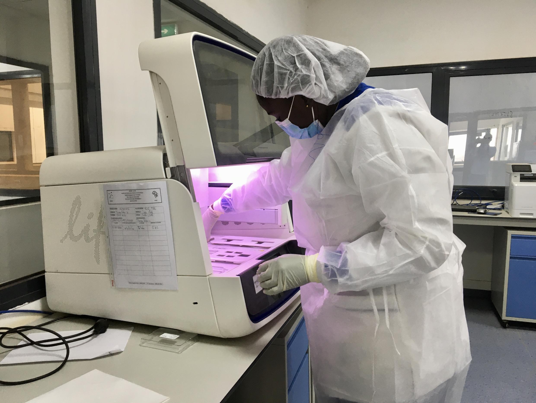 sénégal - IRESSEF - laboratoire de séquençage - Coronavirus