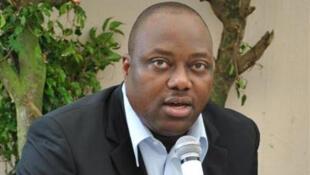 Alafé Wakili, directeur général du journal L'Intelligent d'Abidjan.