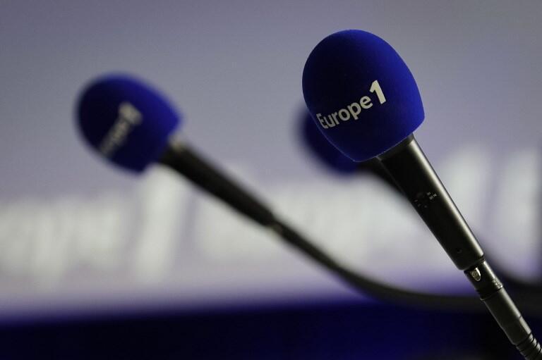Europe 1 входит в десятку самых популярных радиостанций Франции