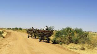 La route route entre Abéché et Adré reste ouvert pendant l'état d'urgence (image d'illustration).