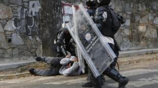 Anistia Internacional denuncia assassinatos e torturas na Venezuela.