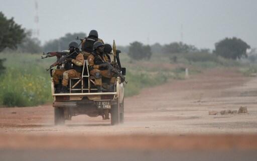 Dakarun Burkina Faso.