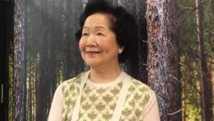 香港前政务司司长陈方安生