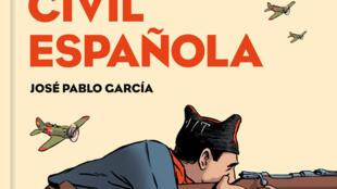 Detalle de la tapa del libro 'La Guerra Civil Española'.