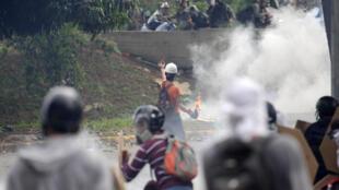 rikicin kasar Venezuela